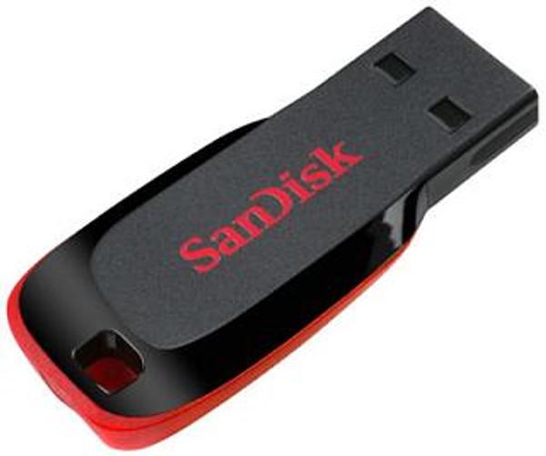 Sandisk 32GB Cruzer 2.0 USB Flash Pen Drive