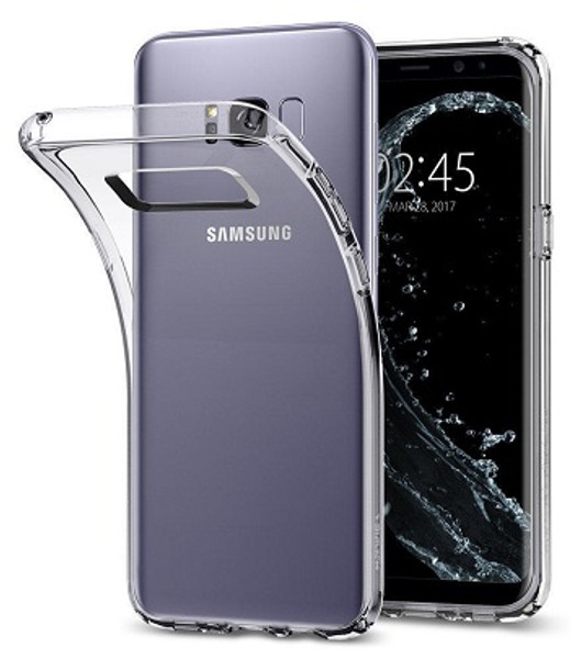 Spigen Samsung Galaxy S8 Case Liquid Crystal Back Cover