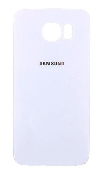 White Samsung Galaxy J3 Replacement Housing Battery Back Cover