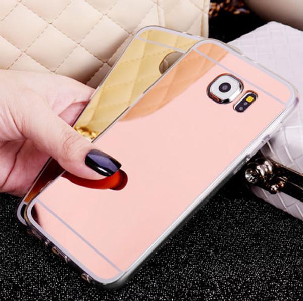 Iphone 6 Plus Luxury Ultra Thin Mirror Soft-TPU Case Cover