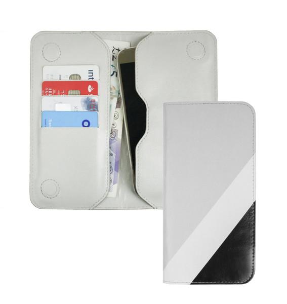 Stk Ace Plus Premium Patterned Magnetic Slim Black Grey Case