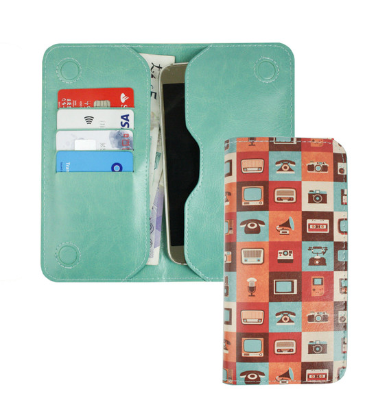 Stk Ace Plus Premium Patterned Magnetic Slim Gadgets Case