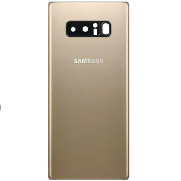 Samsung Galaxy Note8 N950F Replacement Maple Gold Rear Battery Back Cover