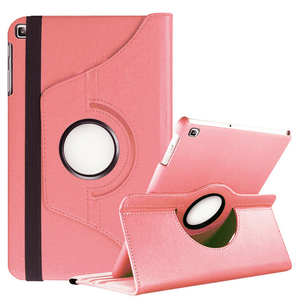 Samsung Galaxy Tab A 10.1 (2019) T510 T515 360 Rotating Stand Rose Gold Case