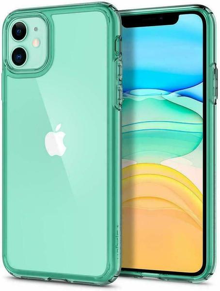 Spigen Apple iPhone  11  Green Ultra Hybrid Protection Series
