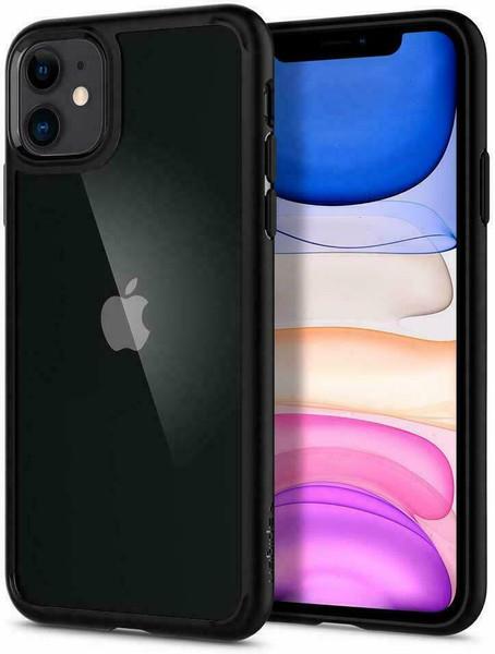 Spigen Apple iPhone  11  Black Ultra Hybrid Protection Series