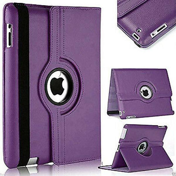 Apple iPad Pro 9.7 2017 360 Rotate Purple case