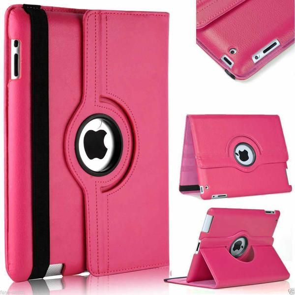 Apple iPad Pro 9.7 2017 360 Rotate Pink case