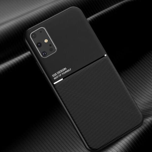 Samsung Galaxy  S10 Plus  Smart  Ultra Shockproof Slim  Black  Rubber Case