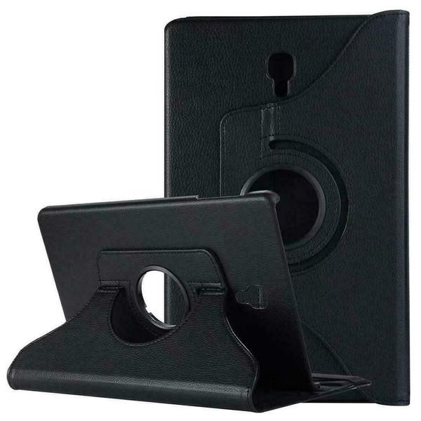 Samsung Galaxy Tab S4 10.5 T830/T835  Black 360 Rotate case