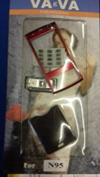 Full housing cover and keypad for Nokia N95