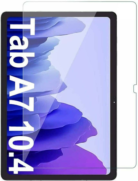 Samsung Galaxy Tab A7 10.4 (2020) Tempered Glass Screen Protector T500/T505