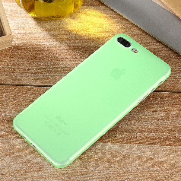 Apple iPhone 8 Plus Ultra-thin Matte Protective Shell PP Hard Mint Case
