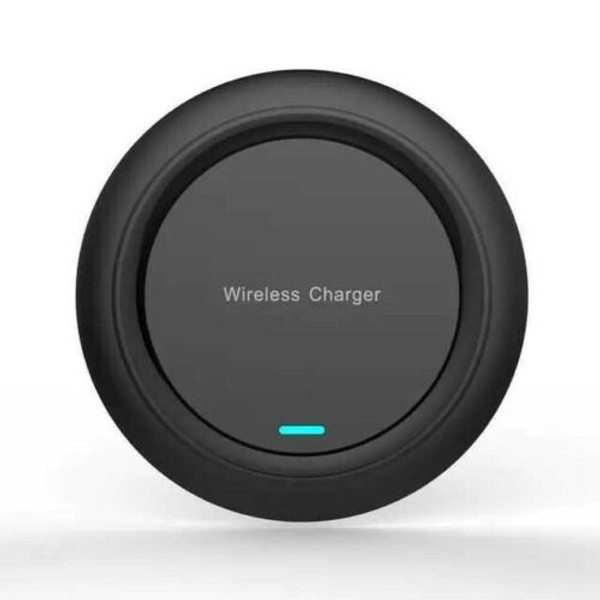 Fast Qi Wireless Charger Charging Pad For Apple iPhone and Samsung