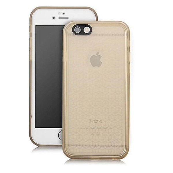 Apple iPhone Gold Waterproof TPU Case For X