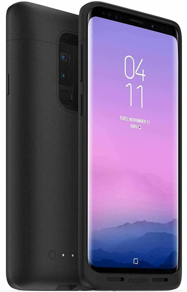 Genuine MOPHIE Juice Pack Slim Battery Case FOR SAMSUNG GALAXY S9 - BLACK