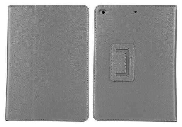 Grey flip stand cover Case for iPad Air / iPad 5