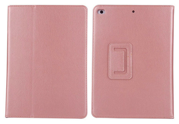 Rose gold flip stand cover Case for iPad Air / iPad 5