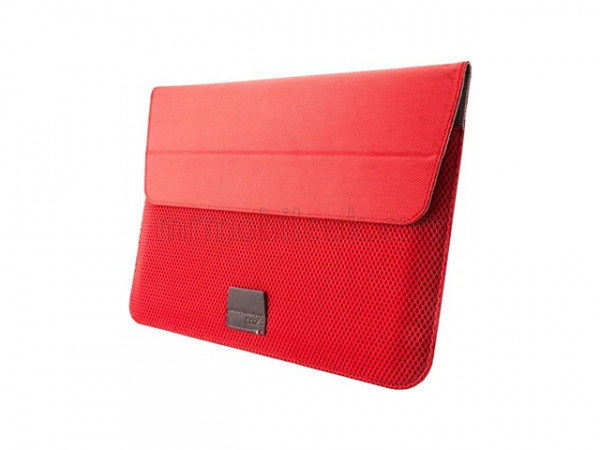 "Cozistyle Universal/MacBook Air/Macbook pro/ iPad Pro 12.9 /Ultrabook 13"" Stand Sleeve - Red"