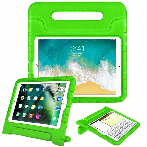 Green Tough Kids shockproof EVA Foam Stand case  cover for Apple iPad  pro 11 2020