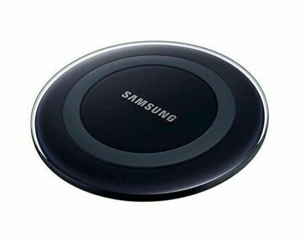 Samsung Galaxy Black S21 s21 plus s21 ultra QI Wireless Charger  Pad