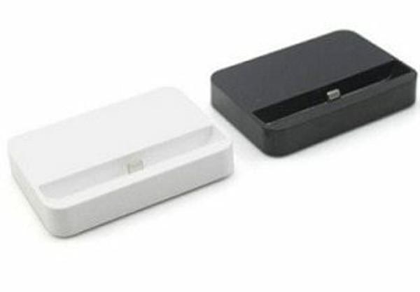 Apple iPhone   XS, X 8 7 Desktop Charging Dock - white