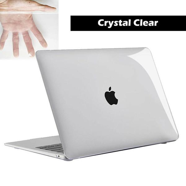 For Macbook Air 13 inch clear case  2020 Matte/Clear Hard Shell Skin A2337/A2179