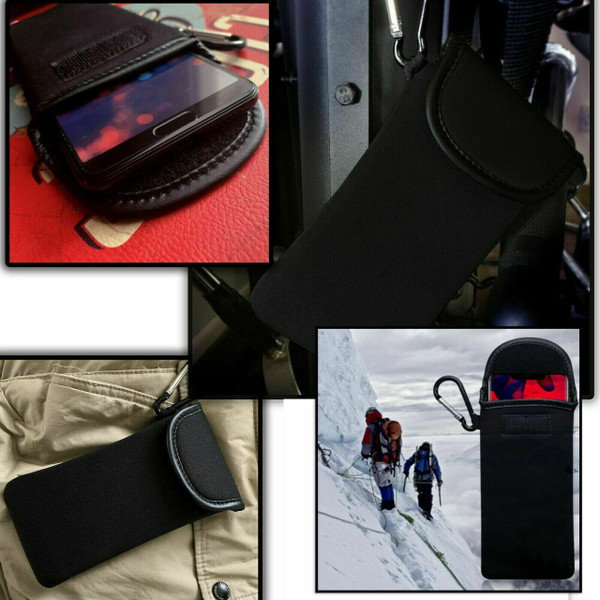 iPhone 6 plus  ShockSock Pouch Case Durable High Strength Neoprene ENVO