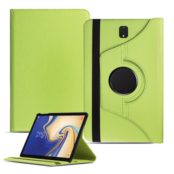 Green PU Leather 360 Rotating Case for Samsung Galaxy Tab 4 7.0 (T230/T231/T235)