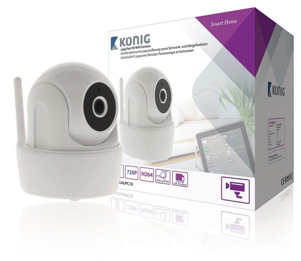 HD Smart Home IP Camera Indoor 720P - 2 units