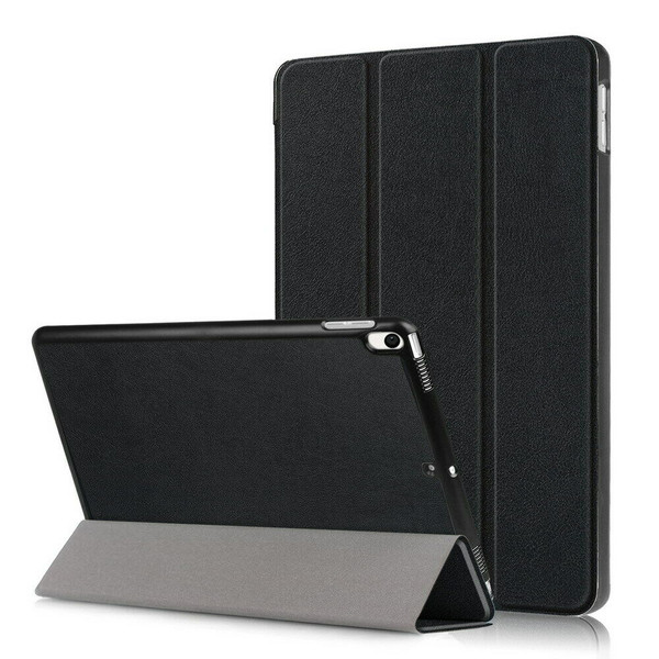 iPad Air 10.5 2019  Black  PU Leather Flip Stand Case