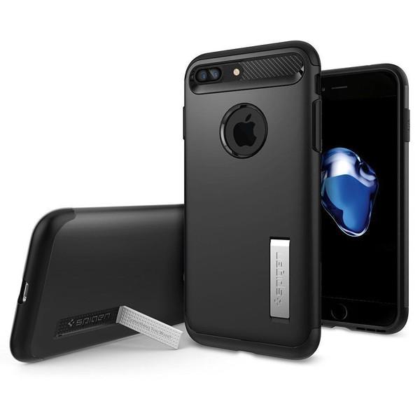 iPhone 7 Plus Spigen Case Slim Armor Black
