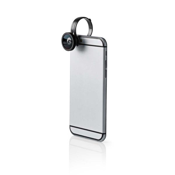 Mobile Phone Camera Lens Kit   3 in 1   Macro / Wide Angel & Fisheye   Clip-on