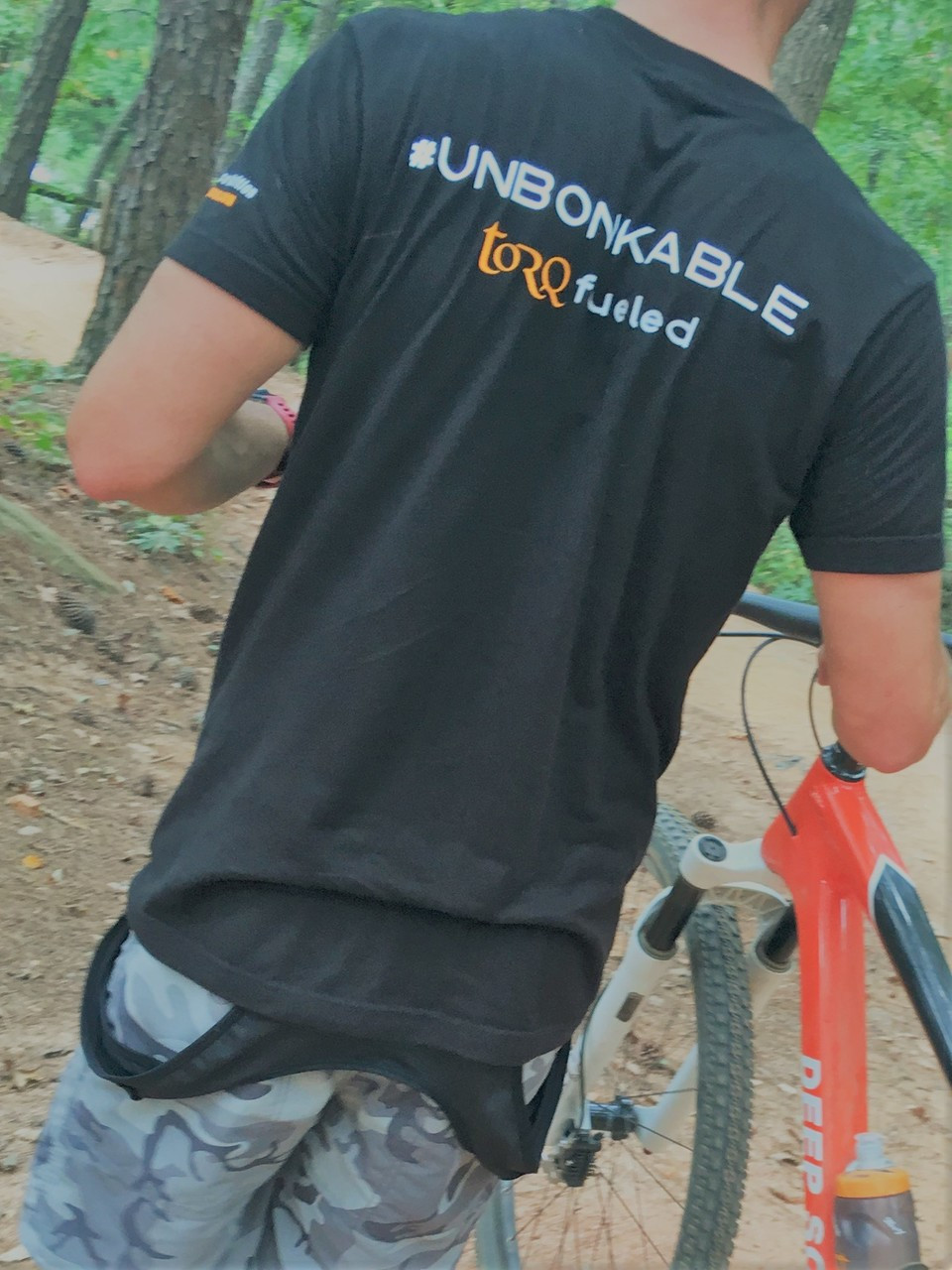 TORQ Post Race Tee - Men's