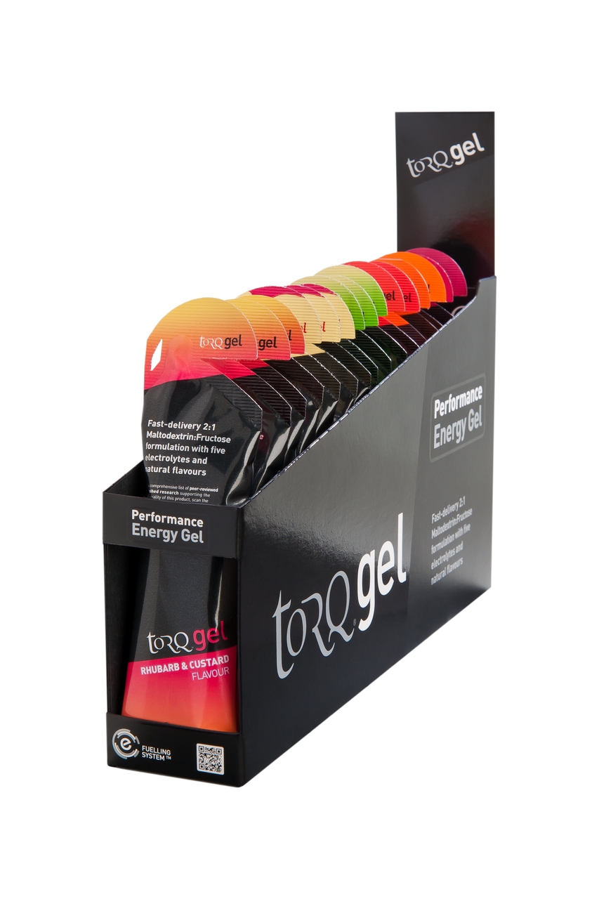 TORQ Energy Gel - Variety Box 15ct Box