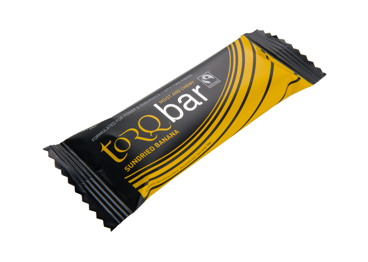 TORQ Bar - Sundried Banana