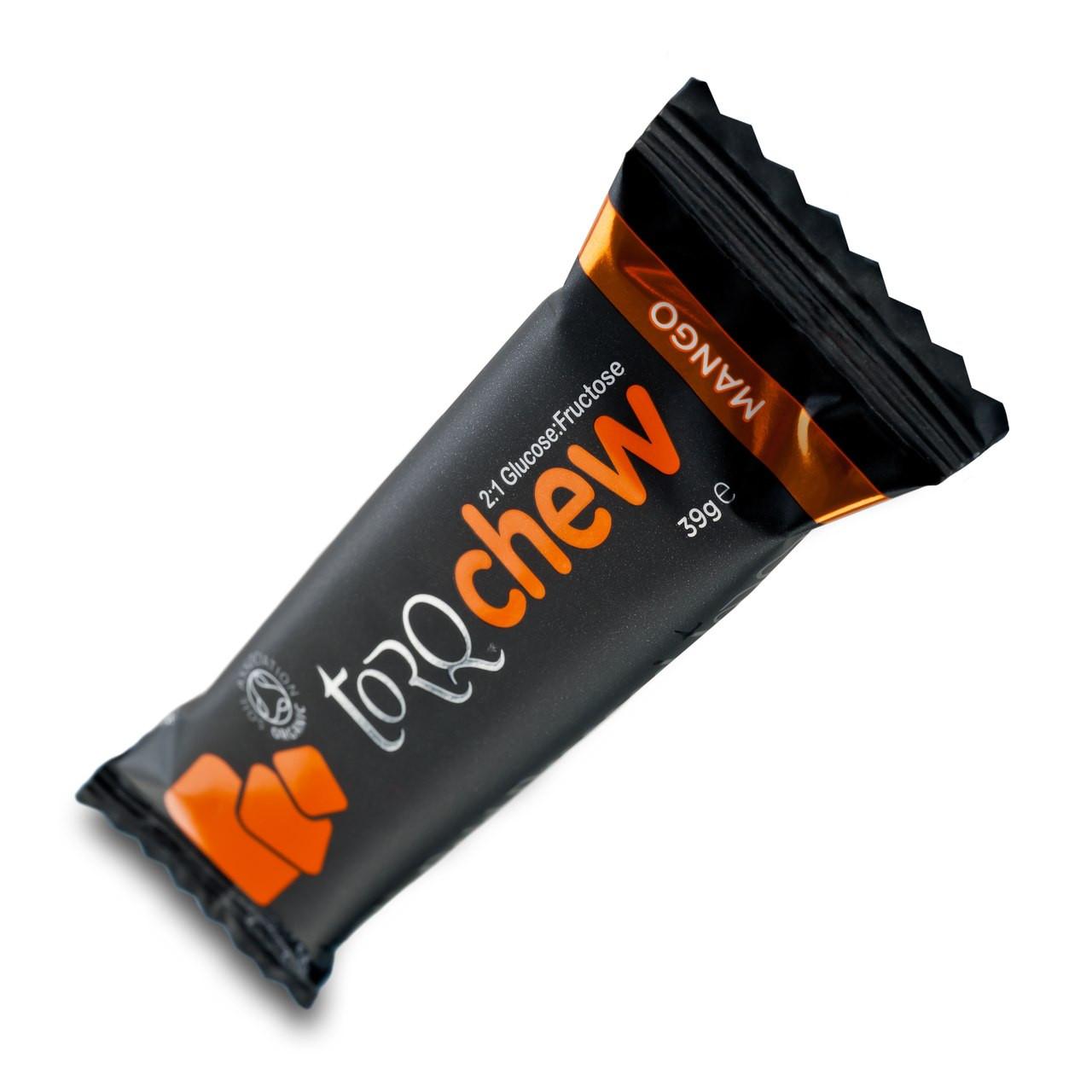 TORQ Energy Chew - Organic Mango 15ct Box