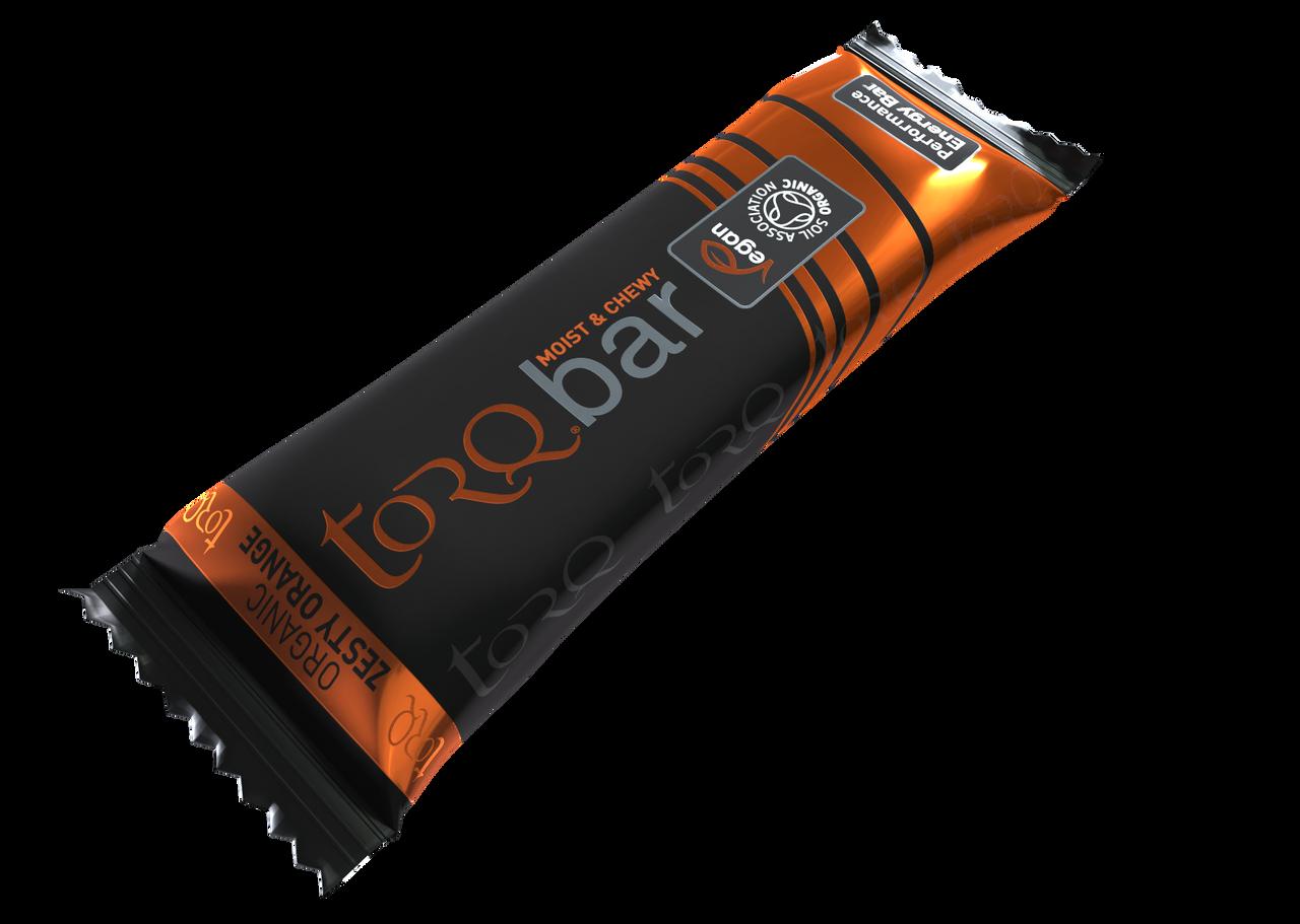 TORQ Bar Organic - Variety Box