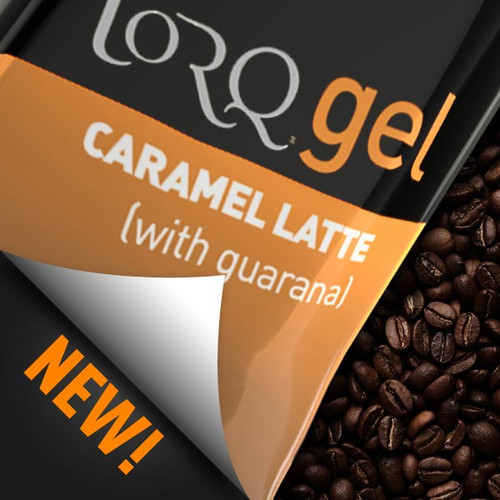 TORQ Gel - Caramel Latte w/ 89mg Guarana