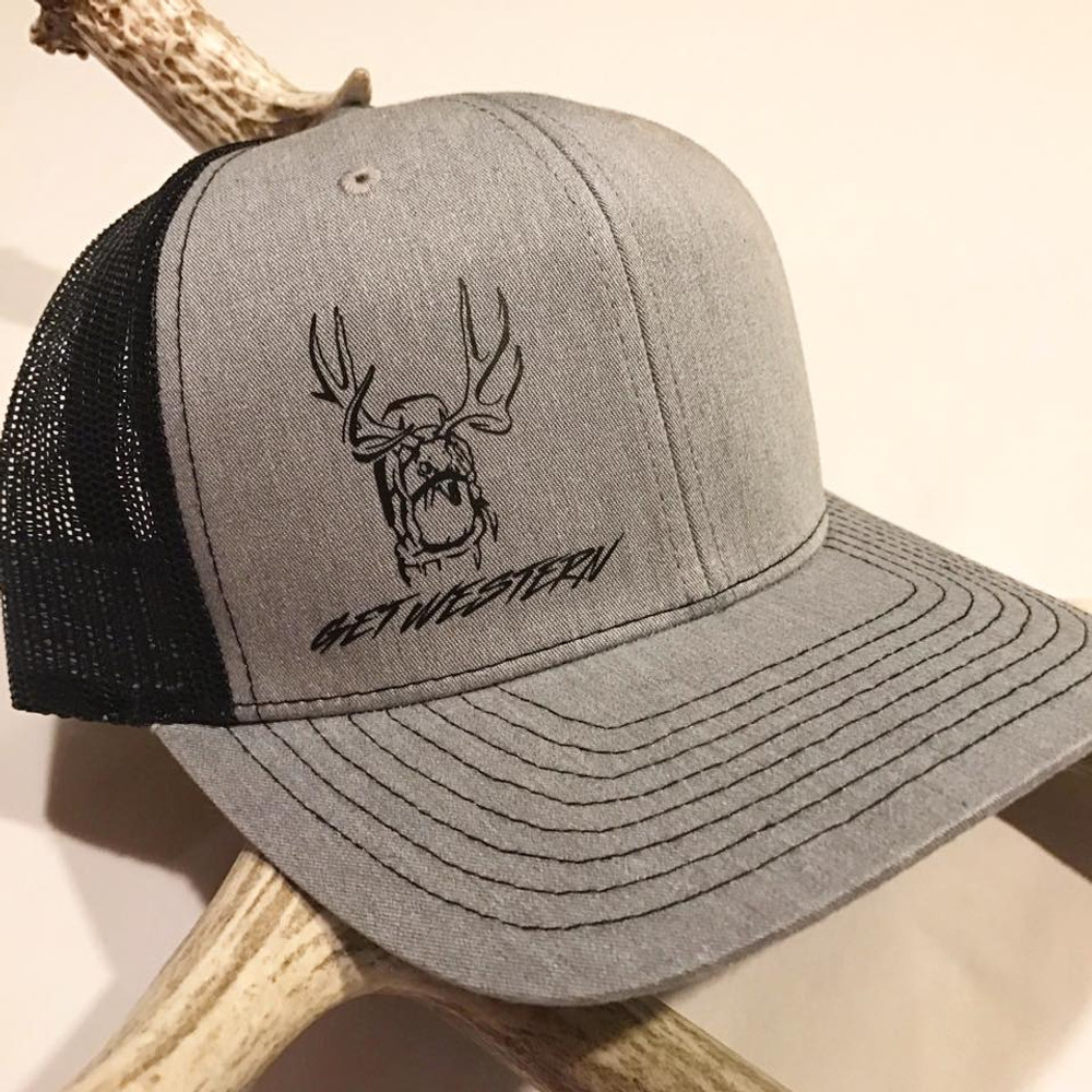 18e3b48dbd732 Get Western  Tagged Out  Muley Hat - ShedNecks