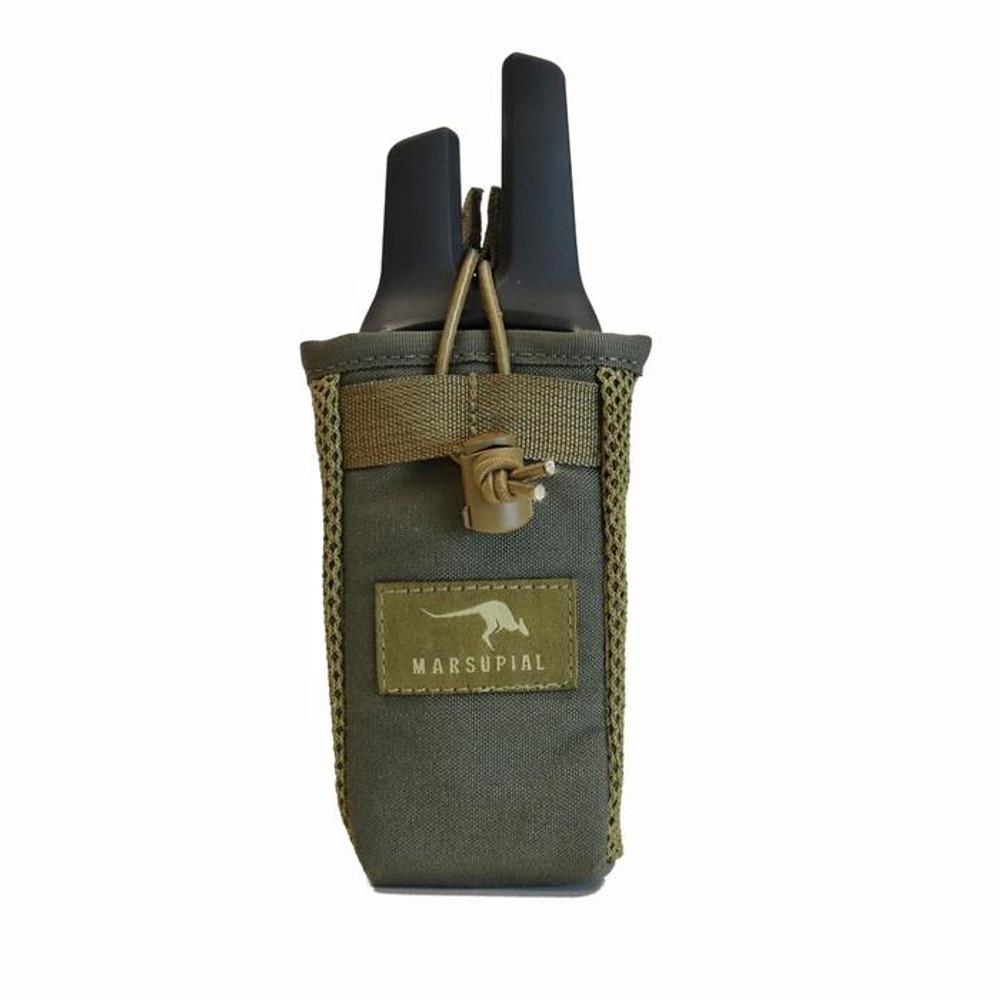 Marsupial - Large Radio or Garmin Rhino Pouch