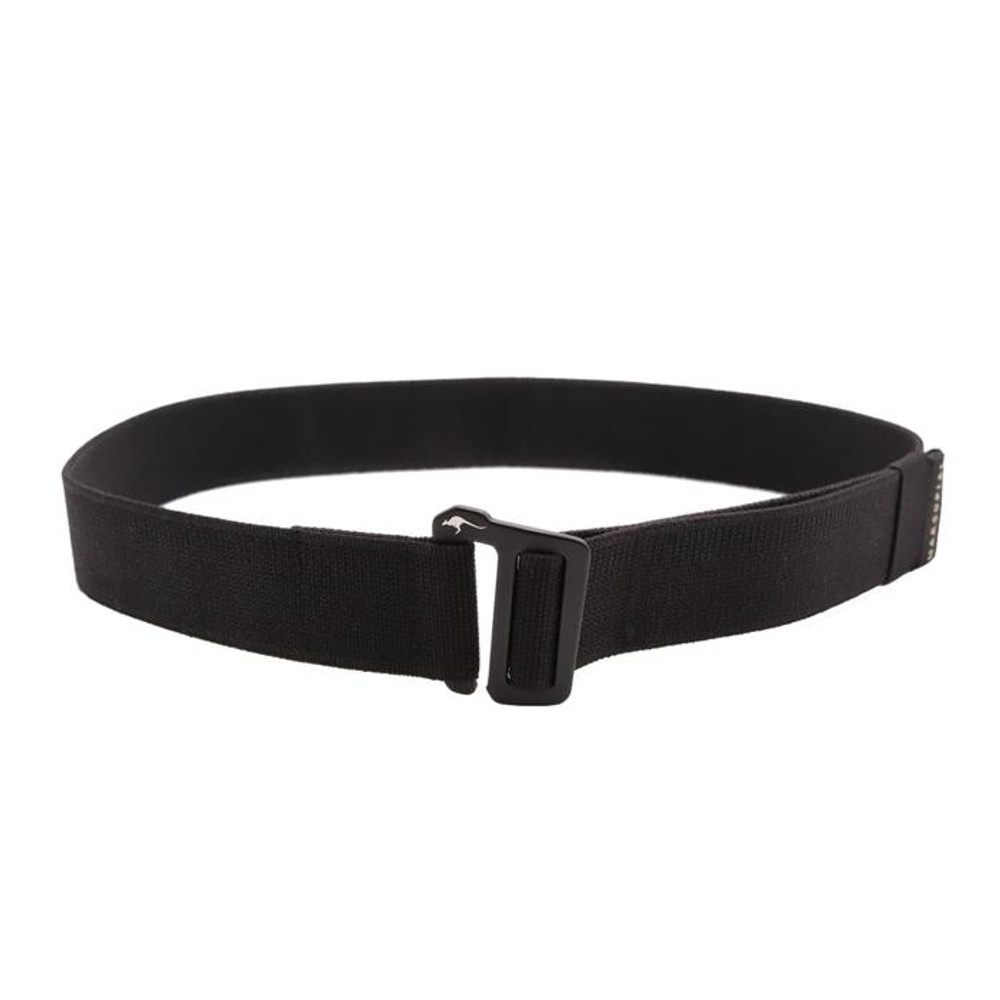 *NEW* ALL BLACK (black buckle)