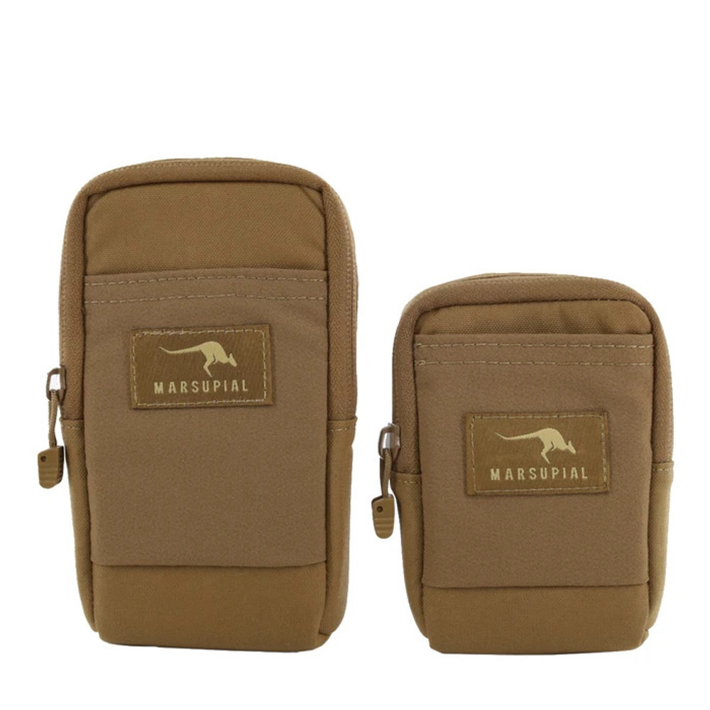 MARSUPIAL GEAR - Large Zippered Accessory Pouch