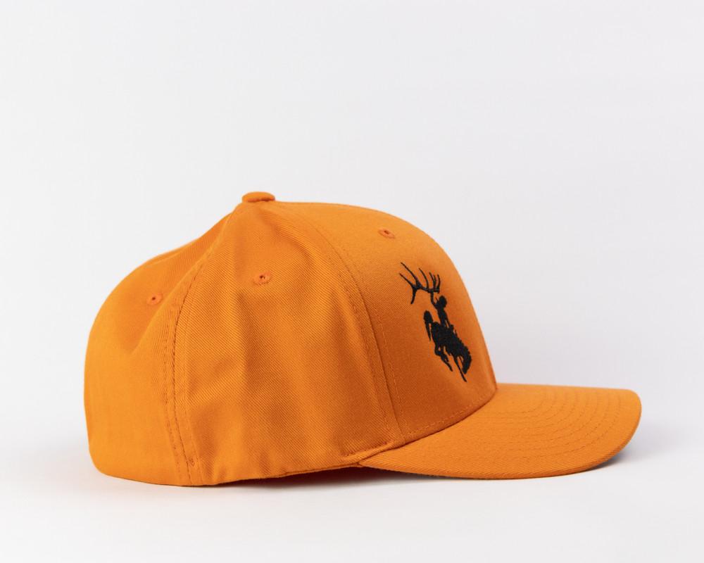 ShedNecks Orange FlexFit