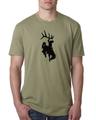 Bucking Horse Olive Shirt