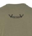 """Muley Fanatic Foundation """"MFF"""" T-Shirt - Olive"""