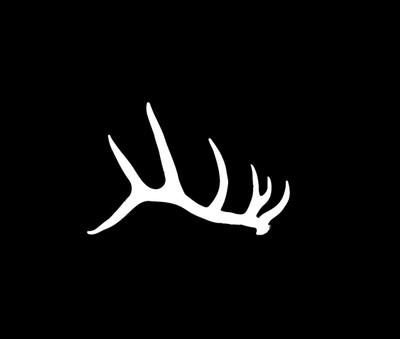 ShedNecks Elk Shed Decal