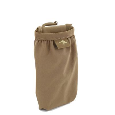 Coyote Brown - Universal  shoulder strap pocket.