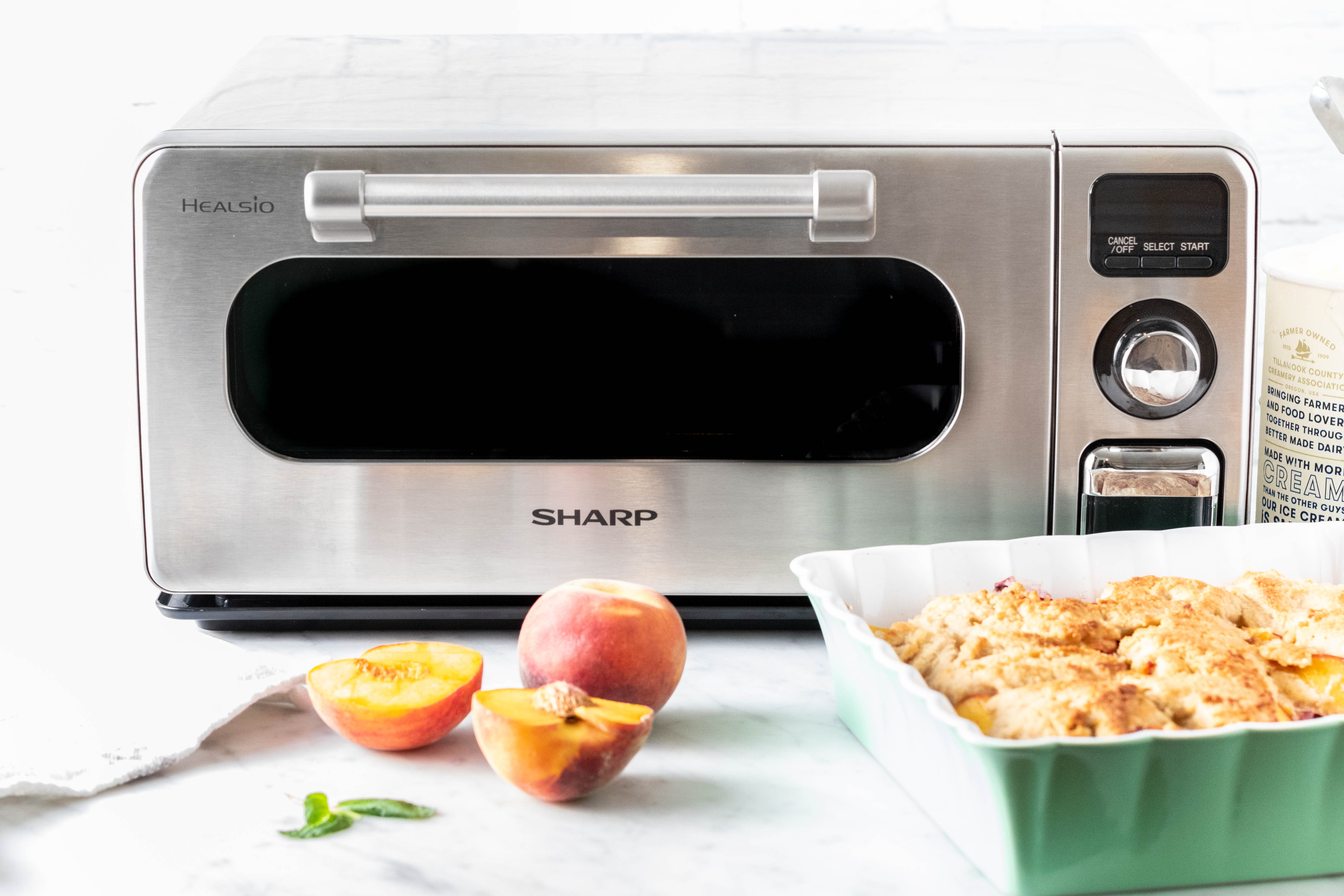 The Sharp Superheated Steam Countertop Oven (SSC0586DS)