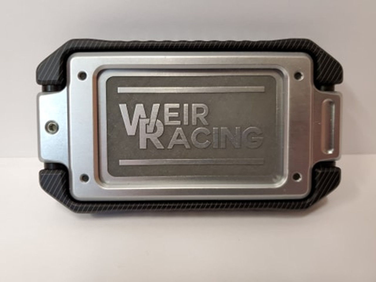 Weir Racing SCUDO Switch Wallet - Silver
